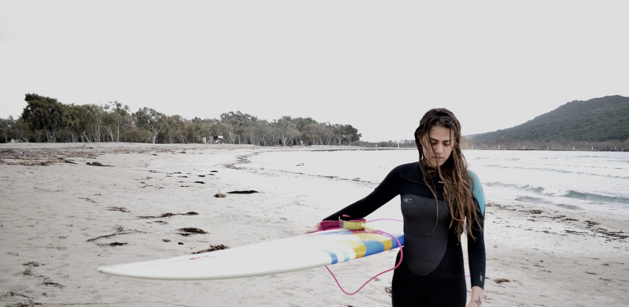 FORGET THE ROAD LESS TRAVELED, WE ARE LOOKING FOR SURFING