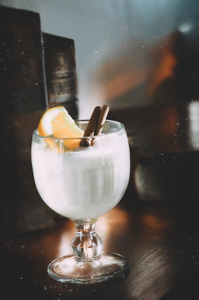 MILK AND HONEY COCKTAIL RECIPE