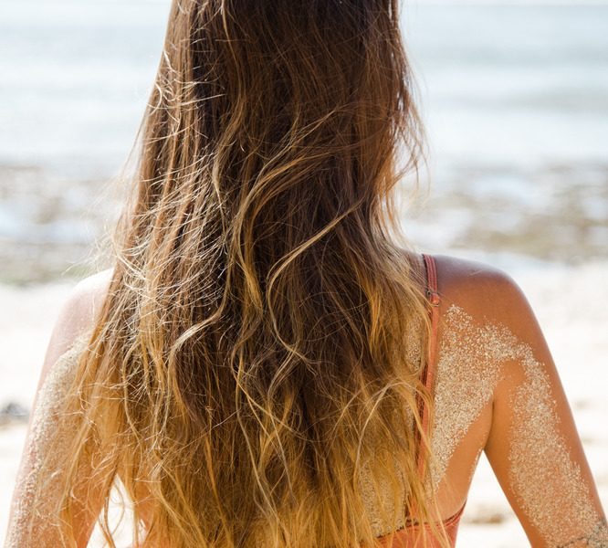 GEORGEOUS BEACH HAIR WITHOUT THE BEACH BY @BILLABONGWOMEN
